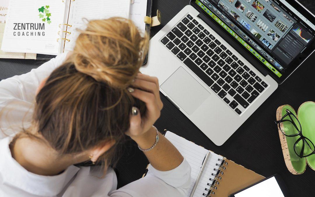 3 consejos para gestionar el estrés laboral