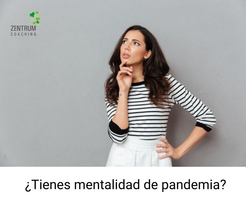 Entrevista. ¿Tienes mentalidad de pandemia?